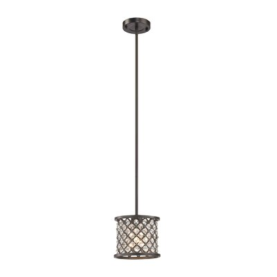 Johannah 1-Light Drum Pendant