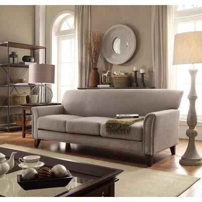 Adoria Sofa Upholstery: Gray