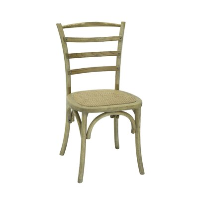 Adelange Solid Wood Dining Chair (Set of 2)