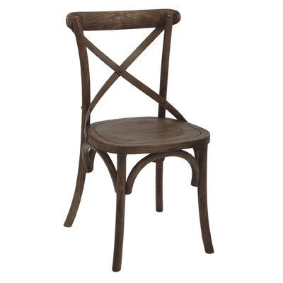 Alexandre Solid Wood Dining Chair