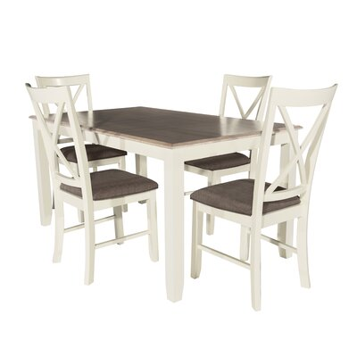 Amaury 5 Piece Dining Set