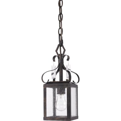 Flemington 1-Light Foyer Mini Pendant