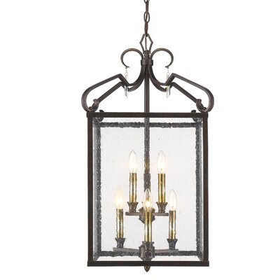 Flemington 6-Light Foyer Pendant