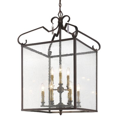 Flemington 9-Light Foyer Pendant