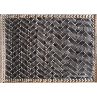 Anne Gray/Ivory Area Rug Rug Size: 24 x 310