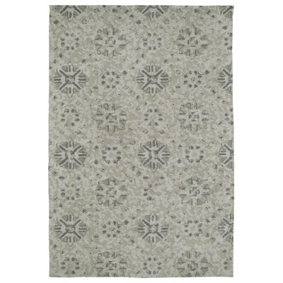 Makina Green Area Rug Rug Size: Rectangle 5 x 7