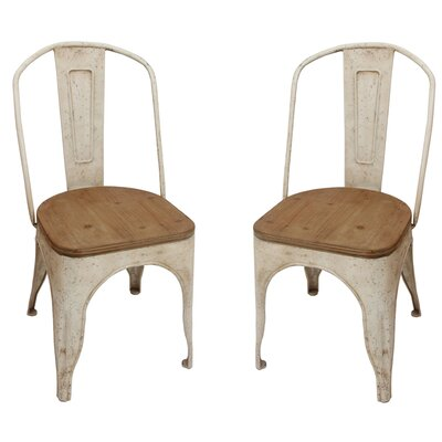 Fortier Solid Wood Dining Chair