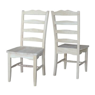 Breana Solid Wood Dining Chair