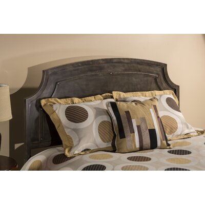 Arielle Panel Headboard Size: King