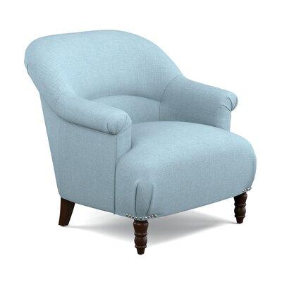 Argent Armchair Upholstery: Sky Blue