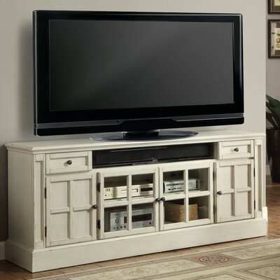 Antibes 63.5-73.5 TV Stand Width of TV Stand: 30.5 H x 73.5 W x 17 D