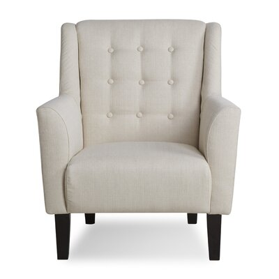Ariela Armchair Upholstery: Beige