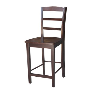 Canon 24 Bar Stool Finish: Java