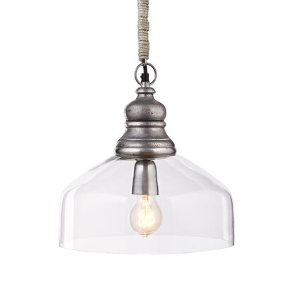 Dorothea 1-Light Pendant