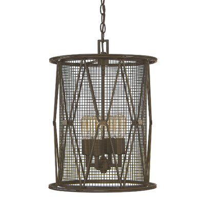 Ashley 4-Light Foyer Pendant
