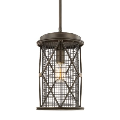 Ashley 1-Light Mini Pendant