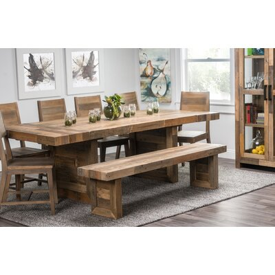 Alycia 95 Extendable Dining Table