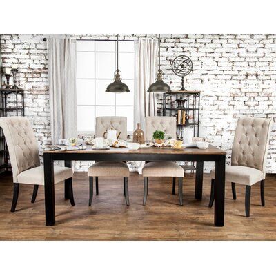 Artemps 7 Piece Dining Set