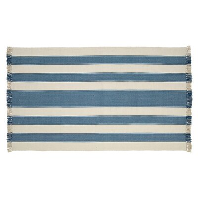 Boucher Blue Area Rug Rug Size: Rectangle 5 x 8