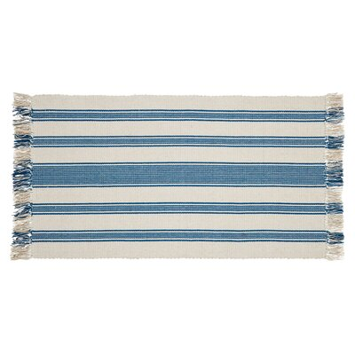 Boucher Blue Area Rug Rug Size: Rectangle 23 x 4