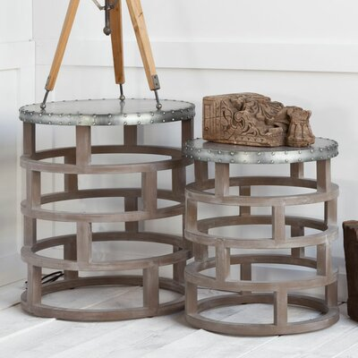 Chadwick 2 Piece Nesting Tables