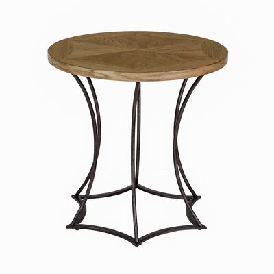 Treport End Table