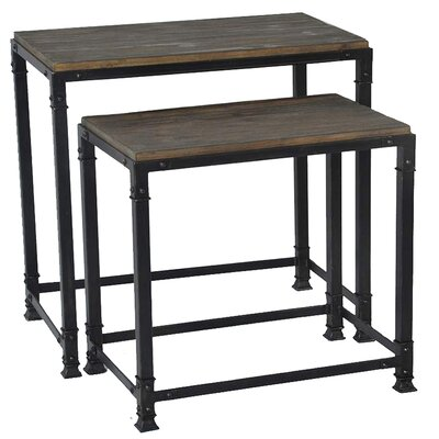 Remy 2 Piece Nesting Table Set