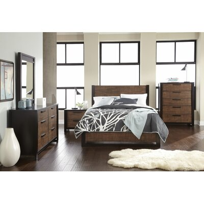 Arrie Panel Customizable Bedroom Set