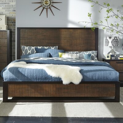 Arrie Platform Bed Size: King