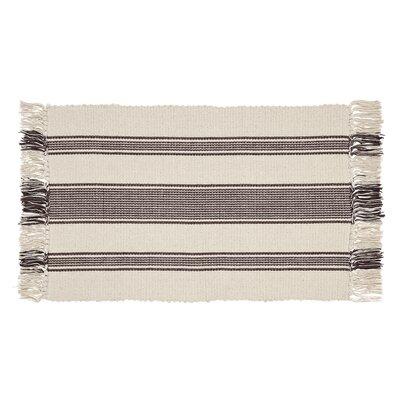 Boucher Slate Area Rug Rug Size: 18 x 26