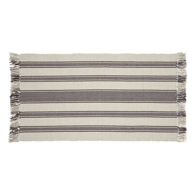 Boucher Slate Area Rug Rug Size: 23 x 4