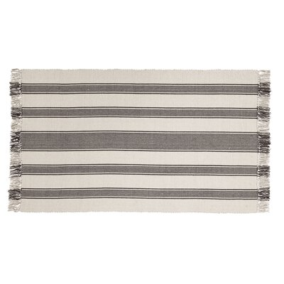 Boucher Slate Area Rug Rug Size: 3 x 5