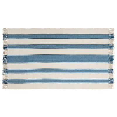 Boucher Blue Area Rug Rug Size: 3 x 5