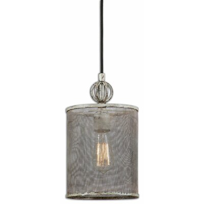 Cyrus 1-Light Mini Pendant