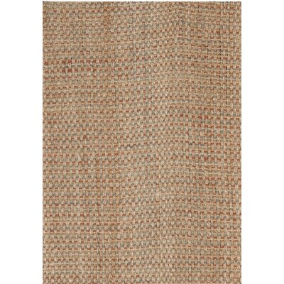 Muriel Hand Woven Brown Area Rug Rug Size: Rectangle 5 x 8