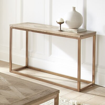 Guillotte Console Table