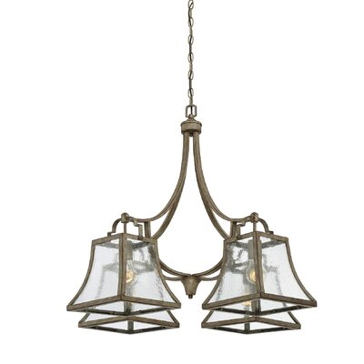 Montvert 4-Light Candle-Style Chandelier
