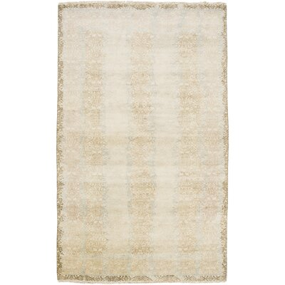 Harrisville Ivory Area Rug Rug Size: Rectangle 56 x 86