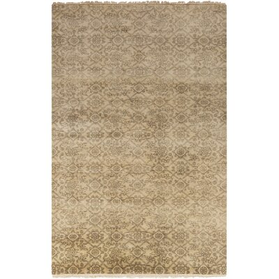 Harrisville Black/Ivory Rug Rug Size: Rectangle 56 x 86