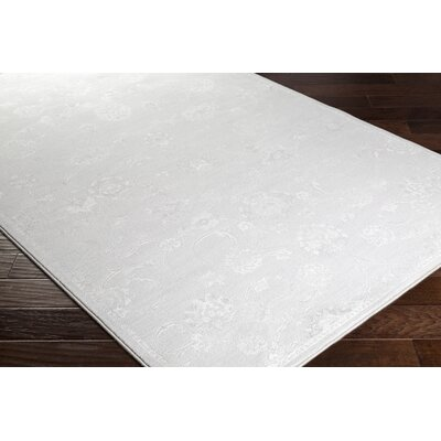 Mishti Gray/Neutral Area Rug Rug Size: Rectangle 2 x 3
