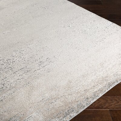 Hatboro Taupe Area Rug Rug Size: Rectangle 2 x 37