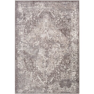 Montrose Taupe Area Rug Rug Size: Rectangle 8 x 10