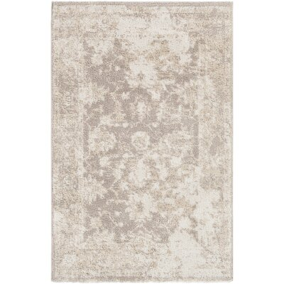 Montrose Brown Area Rug Rug Size: 53 x 76