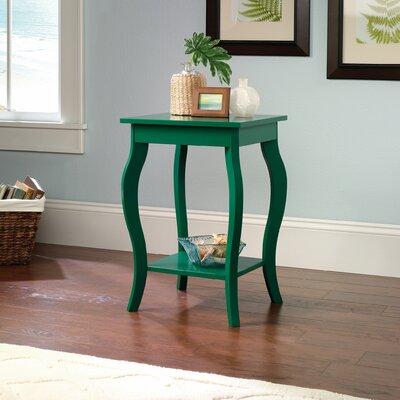 Nightingale Side Table Finish: Emerald Green