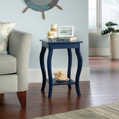 Nightingale Side Table Finish: Indigo Blue