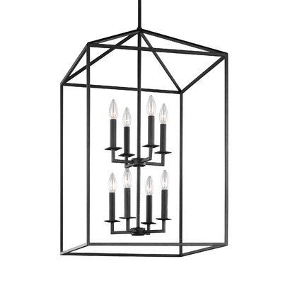 Odie 8-Light Foyer Pendant