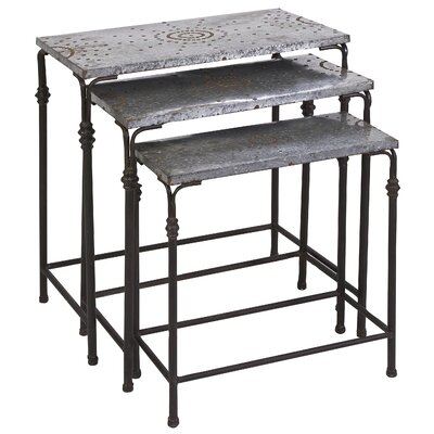 Newburg 3 Piece Nesting Tables