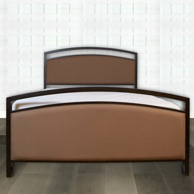 Allenhurst Full/Double Upholstered Panel Bed