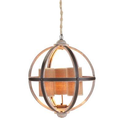 Adamsburg 3-Light Globe Pendant