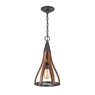 Delphia 1-Light Mini Pendant